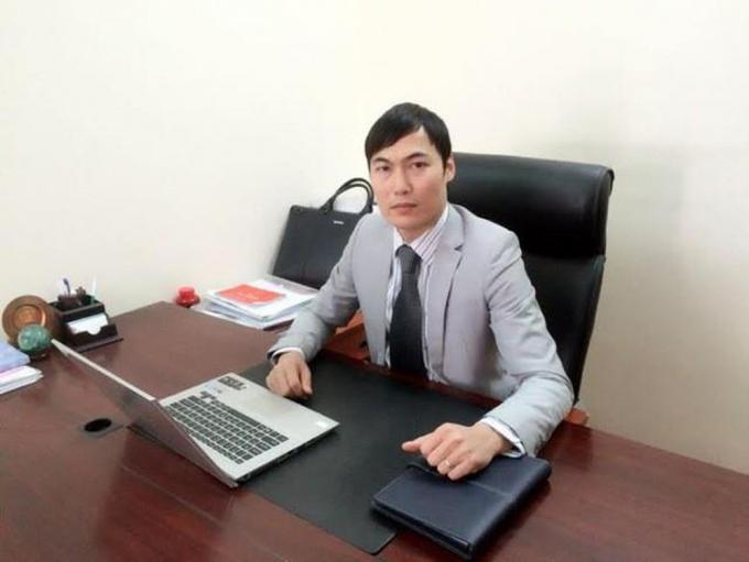 Luật sư Quách Thành Lực (Đoàn Luật sư TP Hà Nội)