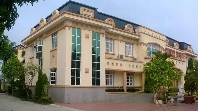 Công ty TNHH Xây dựng Tân Thịnh đã thi công rất nhiều công trình tại tỉnh Bắc Giang. Ảnh Báo Đấu thầu