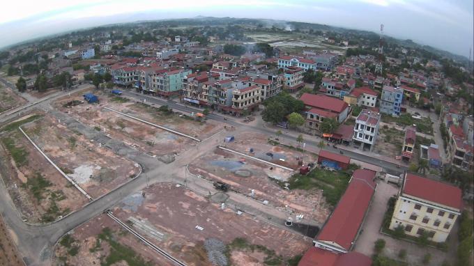 Nhiều bất cập trong quản lý và sử dụng đất của một số dự án trên địa bàn tỉnh Bắc Giang mà Kết luận TTCP đã chỉ ra.