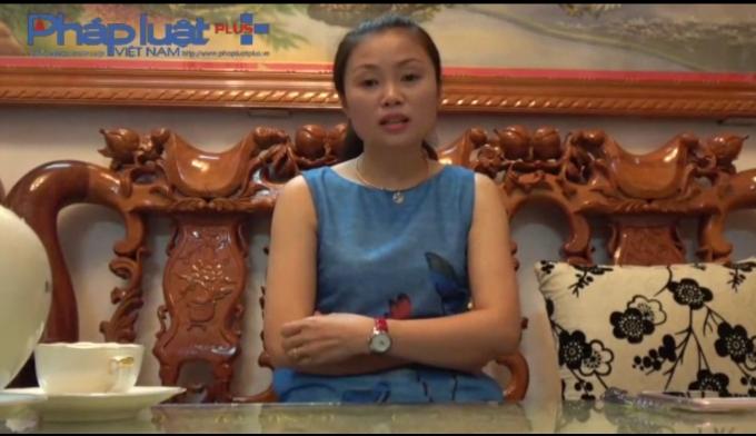 Chị Mai Thị Thu Hiền (trú tại tổ 12, phường Nguyễn Trãi, TP Hà Giang) khẩn thiết đề nghị các cơ quan chức năng tỉnh Hà Giang vào cuộc giúp đỡ.