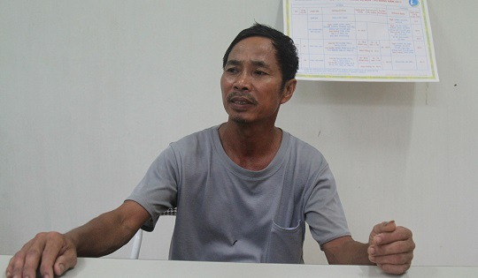 Ông Nguyễn Tiến Dũng.