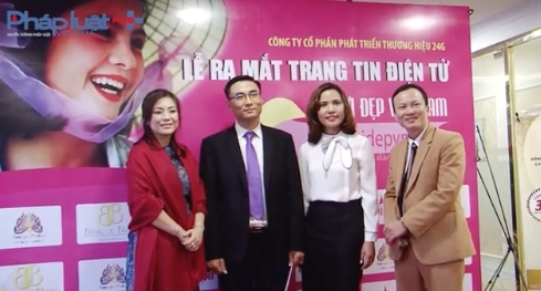 Pháp Luật Plus chính thức bảo trợ trang tin Người đẹp Việt Nam