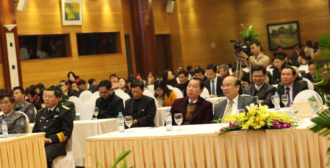Toàn cảnh Hội nghị triển khai đề án