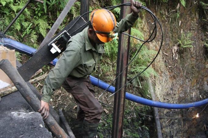 Vụ sập hầm lò tại Hòa Bình: Huy động 200 người tìm kiếm nạn nhân