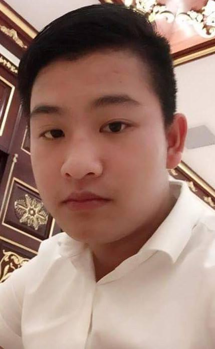 Đối tượng Phạm Anh Huy đang bị lực lượng công an truy nã.
