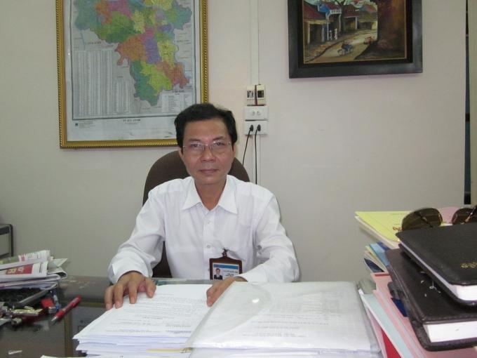 Ông Nguyễn Quốc Hội, thẩm phán TAND TP Hà Nội
