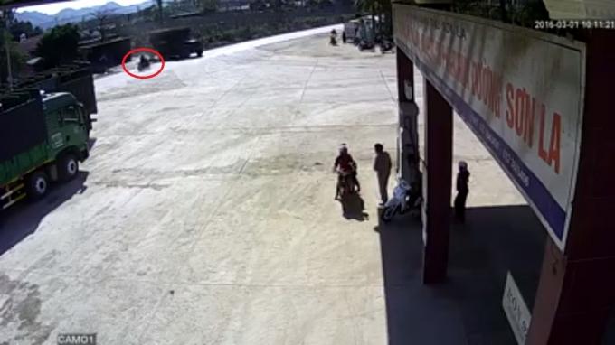 Ảnh được cắt từ video clip.