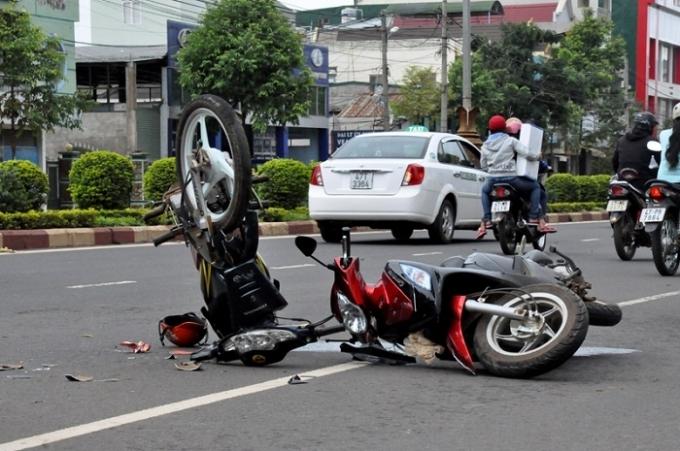 Ngày 2/5, cả nước có 41 người chết do tai nạn giao thông.