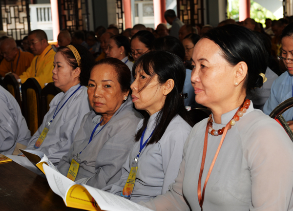 Hội nghị tổng kết Ban Hướng dẫn Phật tử Trung ương Nhiệm kỳ VII