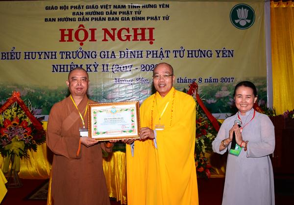 Hưng Yên tổ chức Hội nghị Huynh trưởng Gia đình Phật tử