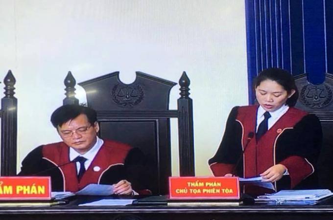 Xét xử đường dây đánh bạc nghìn tỷ: Cựu Trung tướng Phan Văn Vĩnh xin từ chối công bố bản án lên mạng