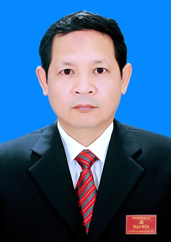 Chủ tịch UBND tỉnh Bắc Kạn - Lý Thái Hải.