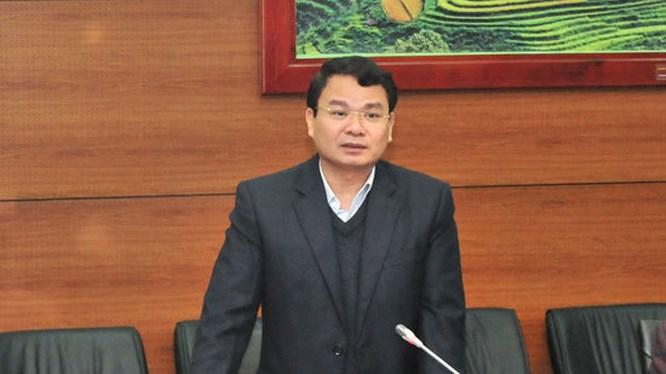 Ông Đặng Xuân Phong, Chủ tịch UBND tỉnh Lào Cai.