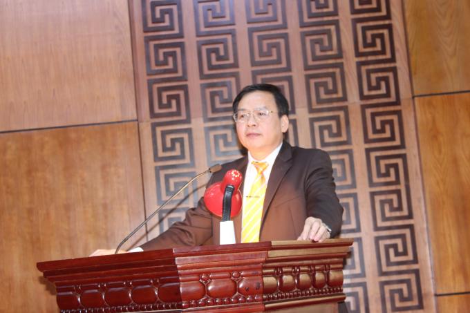 Chủ tịch UBND tỉnh Điện Biên Mùa A Sơn.