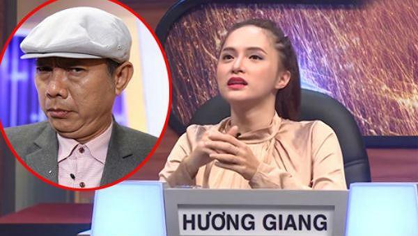 Vụ việc Hương Giang có những lời nói hỗn hào xúc phạm nghệ sĩ Trung Dân hồi tháng 8 năm 2017 khiến khán giả thất vọng.