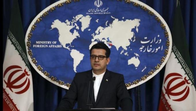 Người phát ngôn của Tổ chức Năng lượng nguyên tử Iran Behrouz Kamalvandi.
