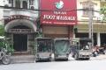 Hà Nội: Quán Foot massage hoạt động không phép gây mất an ninh trật tự công cộng