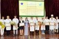 Bộ trưởng Y tế khen thưởng  êkip ghép tạng 15 ca/tuần