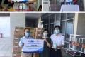 Lixco trao tặng hơn 2.000 lít sản phẩm kháng khuẩn đến Đà Nẵng, Quảng Nam và Quảng Ngãi