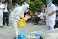 Hà Nội: Phong toả toàn bộ chung cư Đại Thanh có ca dương tính SARS-CoV-2
