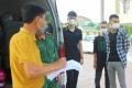 Hà Tĩnh gửi 13 thí sinh đến Bắc Giang tham dự thi tốt nghiệp THPT đợt 2