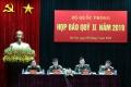 Bộ Quốc phòng lên tiếng vụ thí sinh được nâng điểm vẫn học trường quân đội