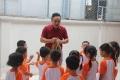 Thầy giáo 14 năm dạy trẻ mầm non giữa Sài Gòn
