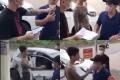 Phẫn nộ với Clip hai thanh niên giật khẩu trang, thách thức cán bộ chốt kiểm dịch vì bị nhắc nhở