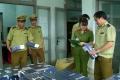 """Quảng Bình: Phát hiện bắt giữ số lượng """"khủng"""" thuốc lá ngoại nhập lậu"""