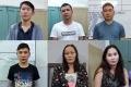 TP HCM: Bắt 6 người Mông Cổ có hành vi móc túi