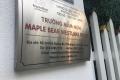 Giáo viên nhốt trẻ vào tủ, trường Maple Bear Westlake Point thông báo ngừng hoạt động