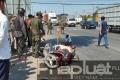 Bình Dương: Va chạm với xe đầu kéo, 1 người tử vong