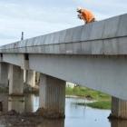 Hợp long cầu Mạc Đĩnh Chi giúp TP Sóc Trăng kết nối cả khu vực
