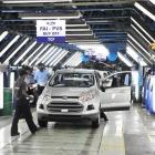 Ford ngừng sản xuất ôtô tại Ấn Độ