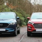 Mạnh tay khuyến mại, Hyundai Tucson vượt doanh số Mazda CX-5