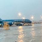 Hàng không chủ động phòng chống, ứng phó với cơn bão số 8