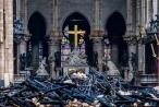 Thời gian phục dựng Nhà thờ Đức Bà Paris có thể lên tới hàng thập kỷ