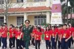 """Trường THCS Kim Liên triển lãm tư liệu chủ đề """" Ngày hòa bình"""""""