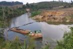 Bát nháo hút cát trái phép ở Ea Kar, huyện có 'thong thả' xử lý?