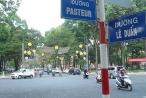 Cấm xe trên nhiều tuyến đường trung tâm TPHCM dịp lễ 30/4