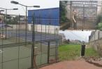 TX Phổ Yên: Quan chơi tennis ở trên, dân ở dưới đau đáu vì mất đường đi