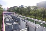 Sắp đưa vào sử dụng xe bus 2 tầng để du lịch, ngắm nhìn toàn TP Đà Nẵng