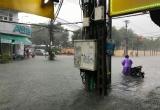 Đà Nẵng: Tiếp tục mưa lớn, học sinh, sinh viên được nghỉ học ngày 10/12