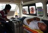 Xuyên đêm cứu thuyền viên tàu nước ngoài gặp nạn tại vùng biển Hoàng Sa