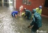 Đà Nẵng: Mưa lớn, nguy cơ sạt lở đất ở vùng núi, ngập úng vùng trũng thấp