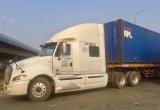 TP HCM: Xe container cán chết người rồi bỏ chạy
