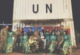 Tết tại bệnh viện dã chiến ở Nam Sudan