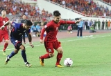 Quang Hải lĩnh xướng hàng công U23 Việt Nam