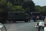 Đại tá Nguyễn Sỹ Quang thông tin về chiếc vali 'lạ' nằm bên đường gần sân bay Tân Sơn Nhất