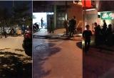 Côn đồ tràn vào quán karaoke tại Hà Nội nổ súng đòi bảo kê